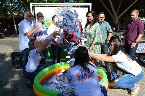 Prêmios da 'Liquida Votu' ficam para Votuporanga