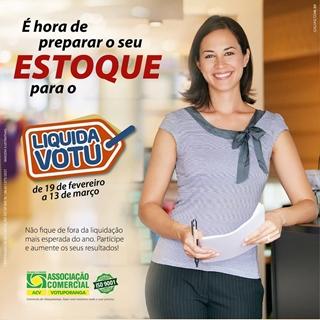 Liquida Votu: ACV orienta sobre controle e planejamento de estoque